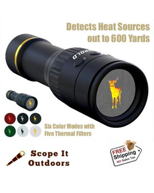 Leupold LTO Tracker Thermal Imaging Monocular