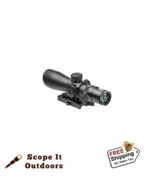 NcStar MARKIII Riflescope Tactical MIL/DOT 3-9X42