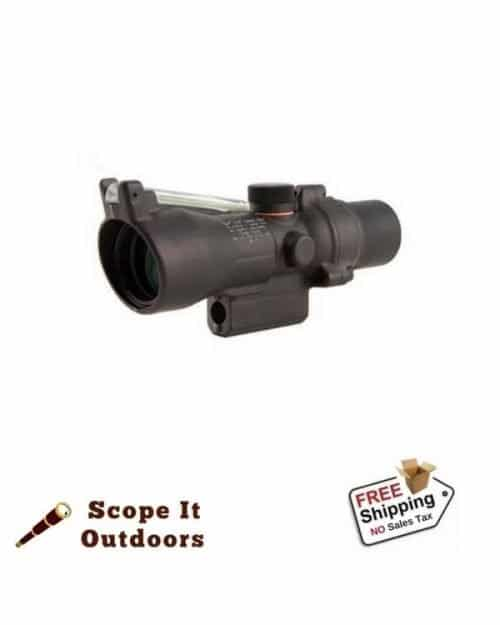 Trijicon ACOG 3x24 Crossbow Scope GR Chevron with Lens Pen