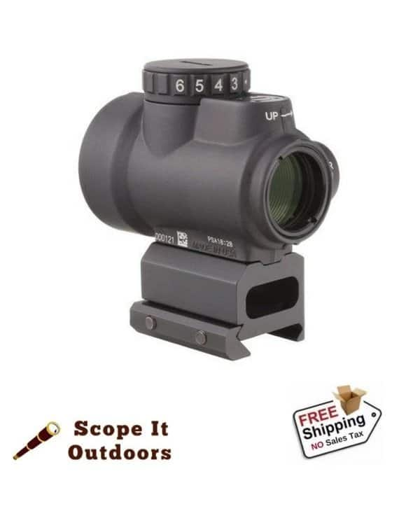 Trijicon MRO 1x25 RedDot Rifle Sight 2.0 MOA -Named Optic of the Year