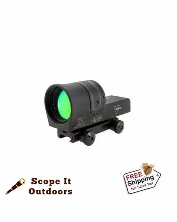 Trijicon RX30A Reflex Amber Rifle Sight 42mm T51Mount