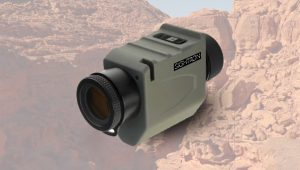 Sightron SII BL 10×25 Stabilized Compact Monocular